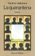 Cover of La quarantena