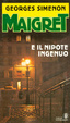 Cover of Maigret e il nipote ingenuo