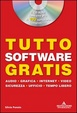Cover of Tutto software gratis