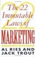 Cover of The 22 Immutable Laws of Marketing