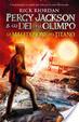 Cover of Percy Jackson e gli Dei dell'Olimpo -La maledizione del titano