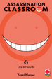 Cover of Assassination Classroom vol. 4