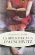 Cover of La bibliotecària d'Auschwitz