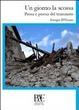 Cover of Un giorno la scossa. Prosa e poesia del terremoto