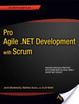 Cover of Pro Agile .net Development With Scrum