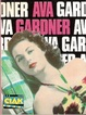 Cover of Ava Gardner, la vita, il mito, i film