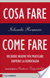 Cover of Cosa fare, come fare
