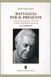 Cover of Battaglia per il presente