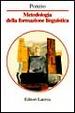 Cover of Metodologia della formazione linguistica