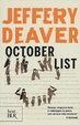 Cover of October List