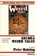 Cover of Ancora Weird tales