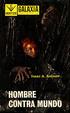 Cover of Hombre contra mundo