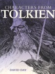 Cover of Characters from Tolkien