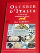 Cover of Osterie d'Italia