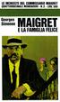 Cover of Maigret e la famiglia felice