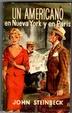 Cover of Un americano en Nueva York y en París