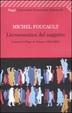 Cover of L'ermeneutica del soggetto