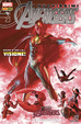 Cover of Avengers n. 58