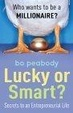 Cover of Lucky or Smart
