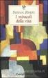 Cover of I miracoli della vita