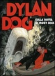 Cover of Dylan Dog: Sulla rotta di Moby Dick