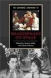 Cover of The Cambridge Companion to Shakespeare on Stage