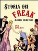 Cover of Storia dei freak