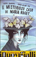 Cover of Il caso misterioso di Maria Roget