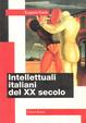 Cover of Intellettuali italiani del XX secolo