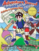 Cover of Adventure Travel Activity and Coloring Book