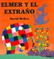Cover of Elmer y el extraño