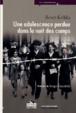 Cover of Une adolescence perdue dans la nuit des camps
