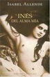 Cover of Inés del alma mía