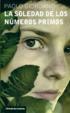 Cover of La soledad de los números primos