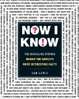 Cover of Now I Know