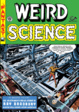 Cover of Weird Science vol. 4