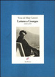 Cover of Lettere a Georges 1933-1959