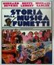 Cover of Storia della musica a fumetti