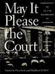 Cover of May It Please the Court