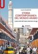 Cover of Storia contemporanea del mondo arabo