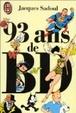 Cover of 93 ans de BD