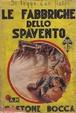 Cover of Le fabbriche dello spavento