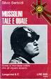 Cover of Mussolini tale e quale