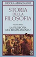 Cover of Storia della filosofia - vol. 3