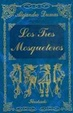 Cover of Los tres mosqueteros