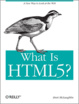 Cover of What Is HTML5?