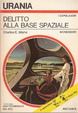 Cover of Delitto alla base spaziale