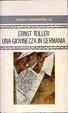 Cover of Una giovinezza in Germania