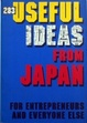 Cover of 283 useful ideas from Japan