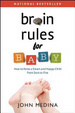 Cover of Brain Rules for Baby
